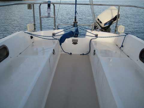 Catalina 22 swing keel, 1985 sailboat
