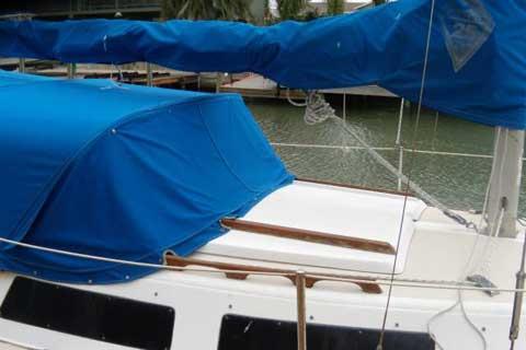 Catalina 25 Tall rig, 1987, Rockport, Texas sailboat