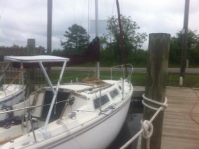 Catalina 25, 1978, Slidell, Louisiana sailboat