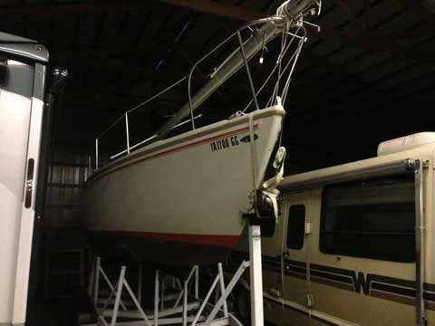 Catalina 25, 1978, Pella, Iowa sailboat