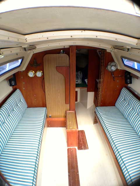 Catalina 25, 1985, Lake Grapevine, Texas, sailboat for sale