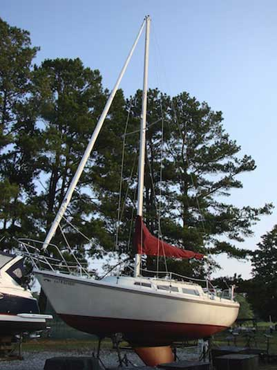 Catalina 27, 1982, Ten Mile, Tennessee sailboat