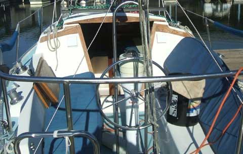 Catalina 27, 1976, Russellville, Arkansas, Lake Dardanelle sailboat