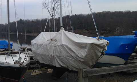 Catalina 27 Tall Rig, 1989, Lake Wallenpaupack, Greentown, Pennsylvania sailboat