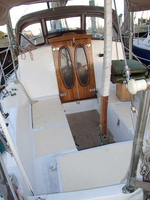 Catalina 27, 1971, sailboat