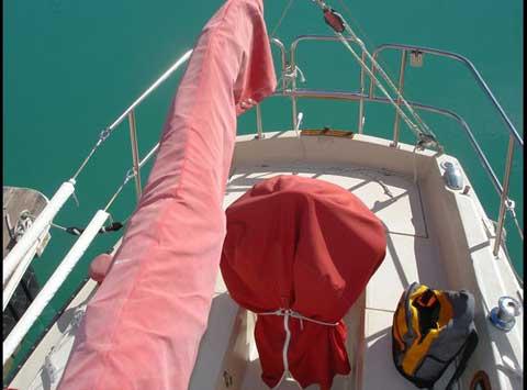Catalina 27, 1984 sailboat