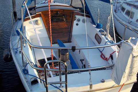 Catalina 27 1982 Edgewater Maryland Sailboat For Sale