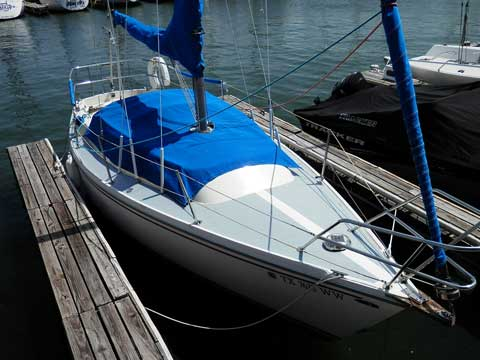 Catalina 27 Tall Rig, 1987 sailboat