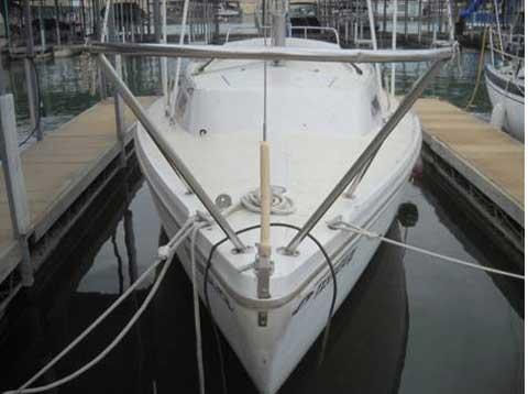 Catalina 27, tall rig, 1978 sailboat