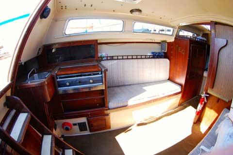 Catalina 27, 1979 sailboat