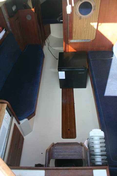 Catalina 27, 1986 sailboat