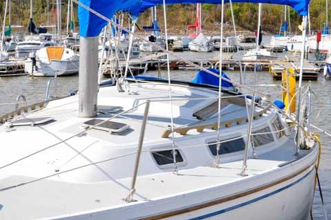 Catalina 30, 1984, Lake Perry, Kansas sailboat