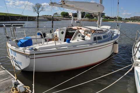 Catalina 30, 1975, Oklahoma City, sailboat for sale from