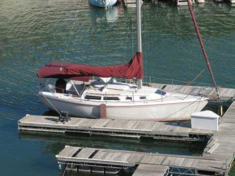 Catalina 30 Tall Rig, 1988, Lake Travis, Austin, Texas sailboat