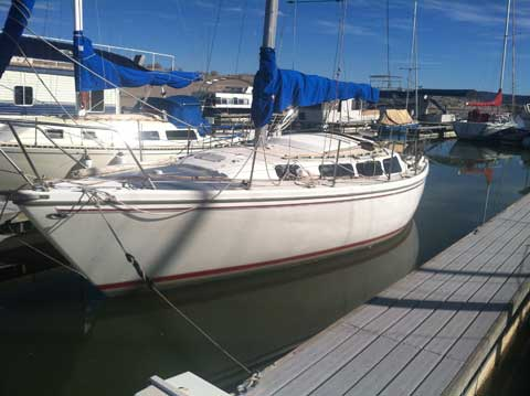 Catalina 30, 1979, Elephant Butte, New Mexico sailboat