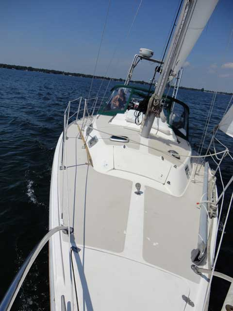 Catalina 30 1975 Chaumont Bay New York Sailboat For