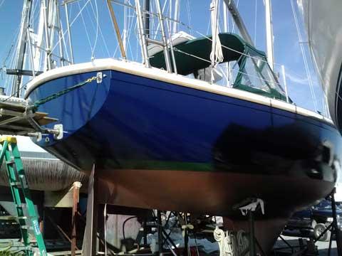 Catalina 30, 1975, Chaumont Bay, New York sailboat