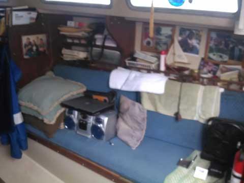 Catalina 30' 1983 sailboat