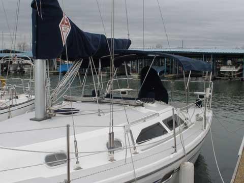 Catalina 310, 2005, Dallas, Texas sailboat