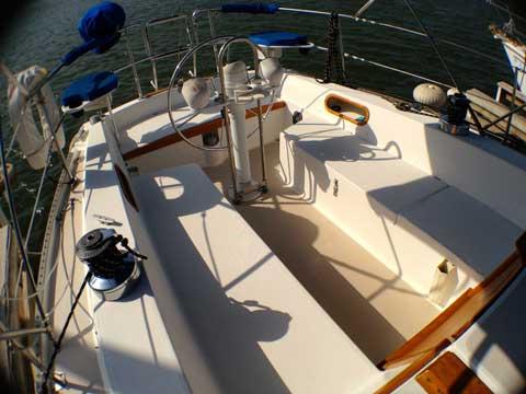 Catalina 36, 1985 sailboat