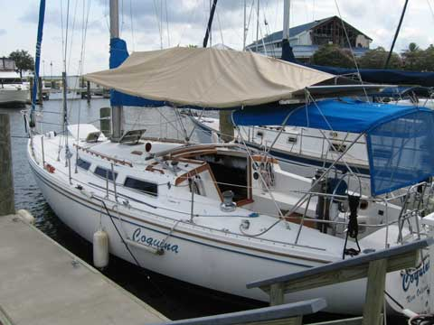 Catalina 36, 1984 sailboat