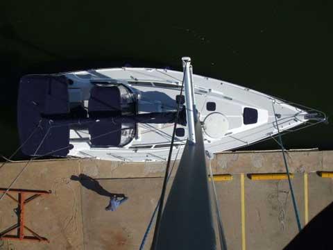 Catalina 387, 2006, Lake Ray Hubbard, Texas sailboat