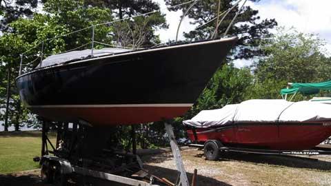 C&C, 24 FT. 1976 sailboat