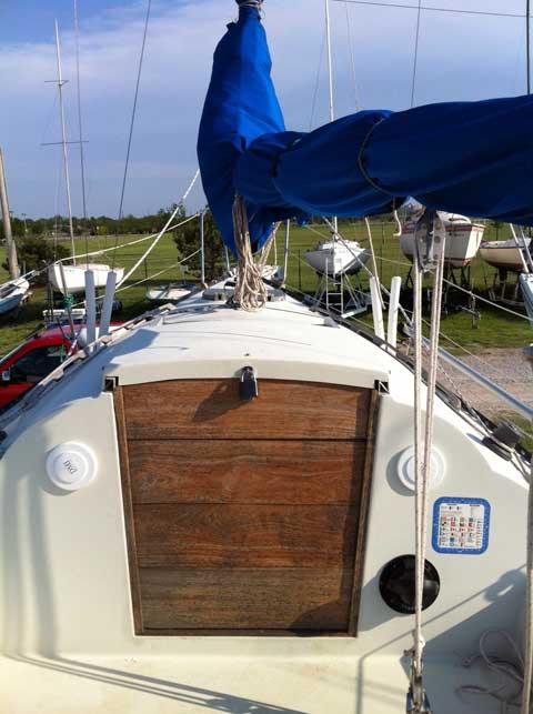 C & C 25, 1981, Oklahoma City, OK sailboat