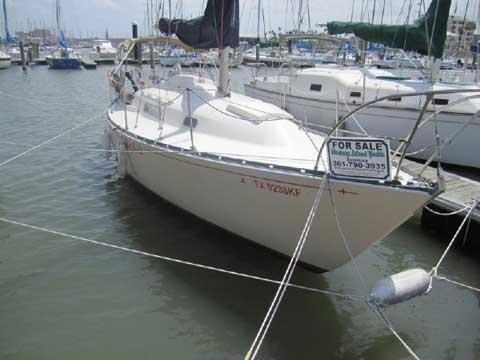 C & C, 27, 1973, Port Aransas, Texas sailboat