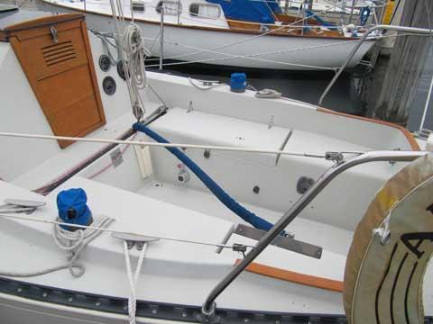 C & C 27, 1981 sailboat