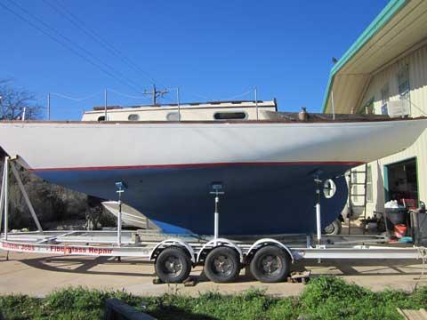 Cheasapeak 32, 1971, Lake Whitney, Texas sailboat