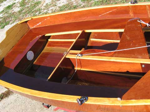 Clark Craft 'Sprinter 14', 1997 sailboat