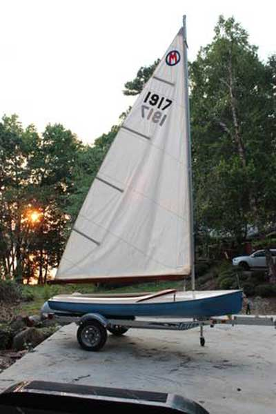 Wooden Boat Company Camden Boats For Sales Classic Moth
