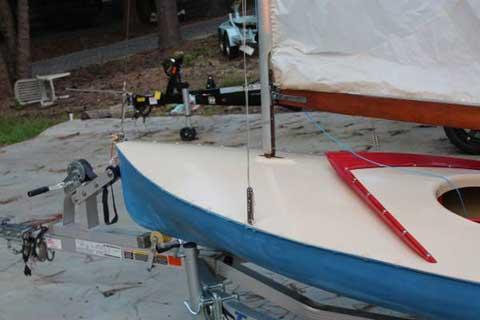 Classic Moth, 11 ft., 1975? sailboat
