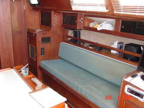 Columbia 10.7 (35 footer), 1978 sailboat