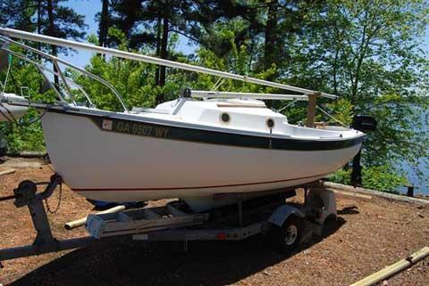 ComPac 16, 1990, Columbus, Georgia sailboat