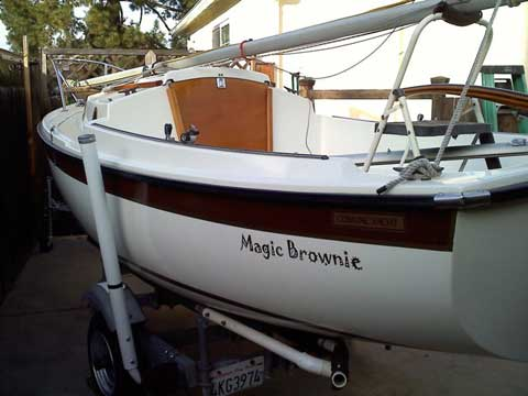 Com-Pac 16/3, 1990, Woodland Hills, California sailboat