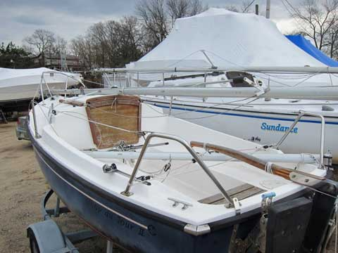 Com-Pac 16, 2002, Brick, New Jersey sailboat