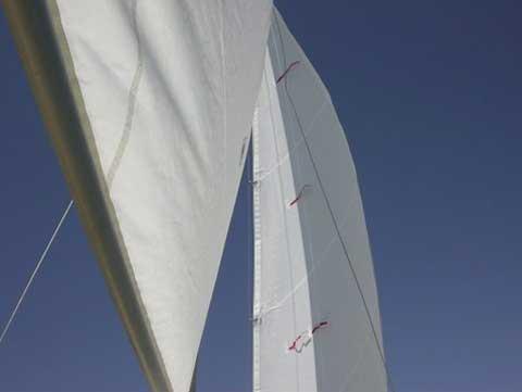 Com-Pac 16, 1985 sailboat