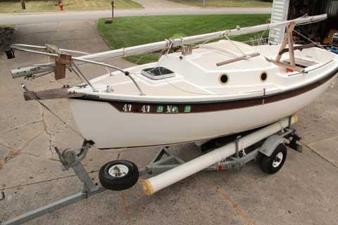 Compac 16/3, 1988 sailboat