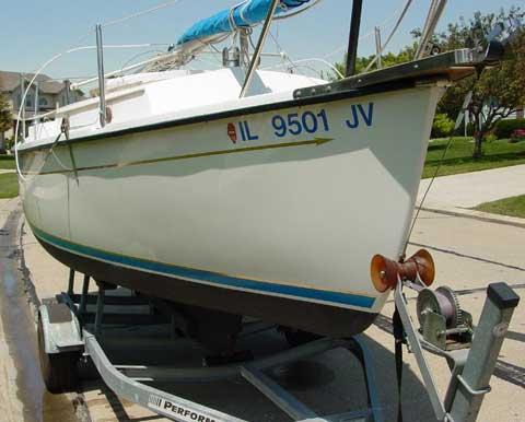Compac 19, 2001 sailboat