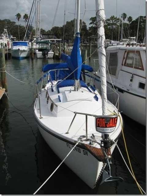 Com-Pac 23, 1979, Dunedin, Florida sailboat