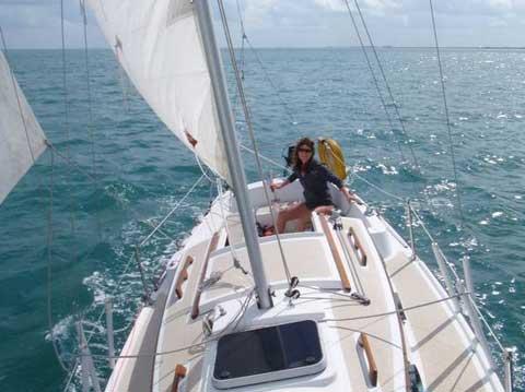 Com-Pac 23, 1991, Daytona, Orlando, Florida sailboat