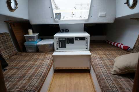 Compac 23, 1980 sailboat