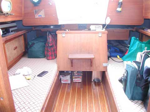Com-Pac 23, 1992 sailboat