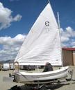 2008 ComPac Picnic Cat sailboat