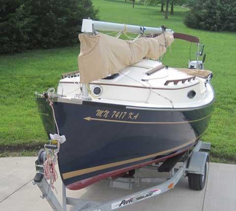 Compac Suncat, 2006 sailboat