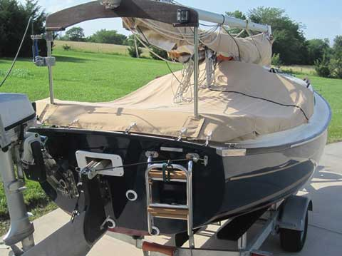 Compac Suncat, 2006 sailboat
