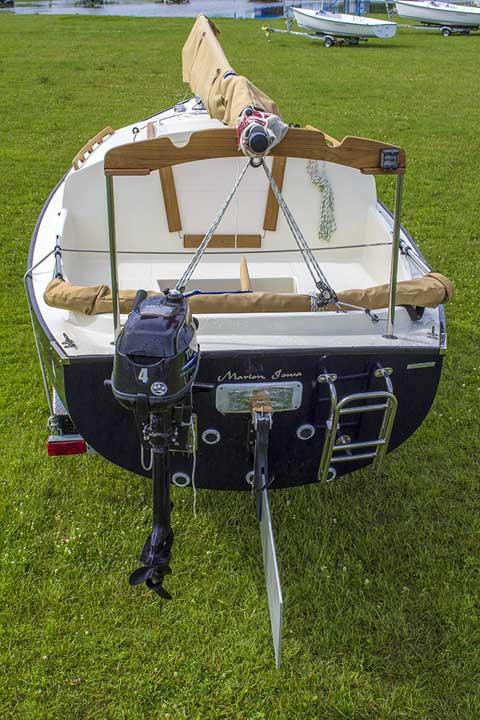 Com-Pac SunCat 17', 2012 sailboat