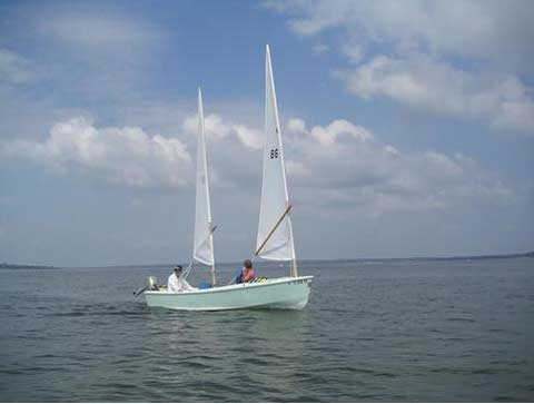 Core Sound 17, 2004 sailboat